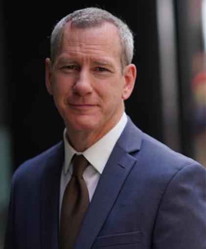 Closeup headshot of Jordan Marsh