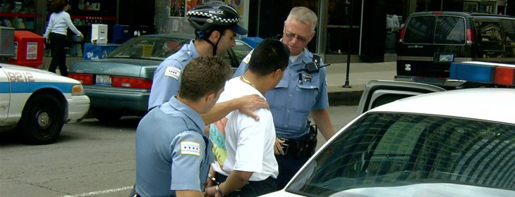 When Can a Police Officer Arrest or Detain You?